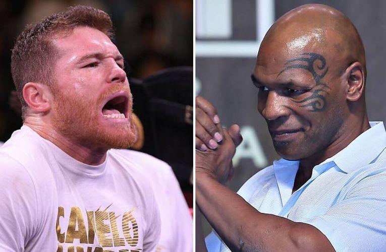«Canelo debe dejar de escoger rivales a modo» Mike Tyson