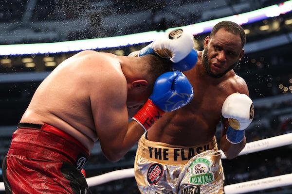 Frank Sánchez domina sin problema y reta a Tyson Fury
