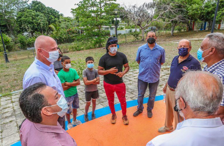 OMB: Vieques tendrá espectacular gimnasio de boxeo