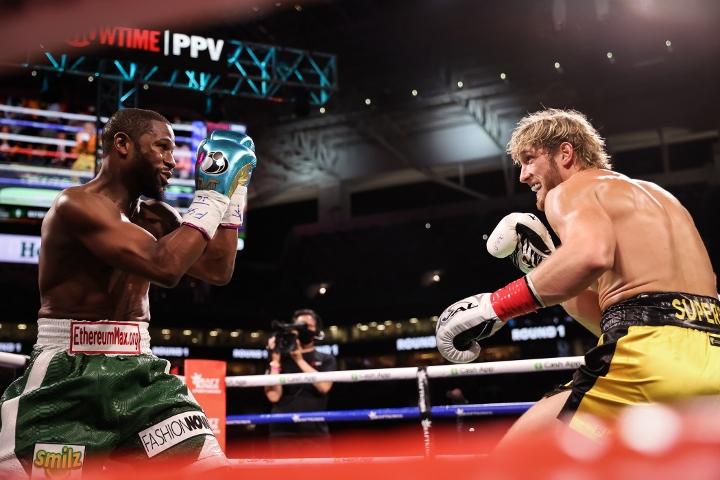 Floyd Mayweather vs Logan Paul: Más de 1 millón de ventas en PPV