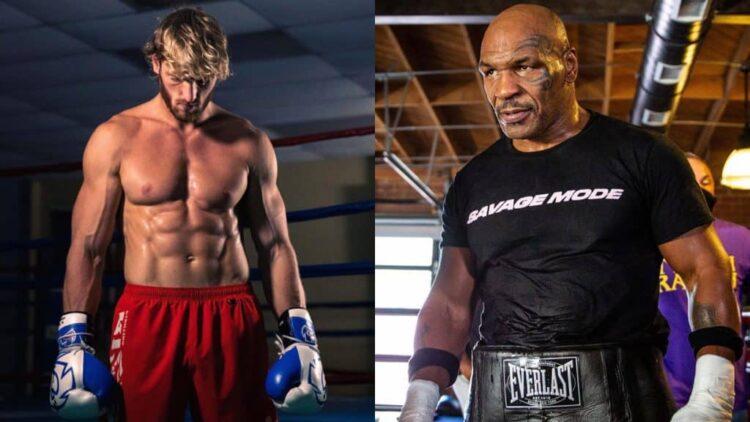 Logan Paul confía en poder noquear a Mike Tyson