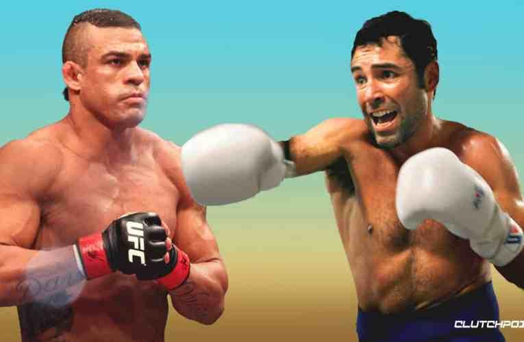 """Oscar De La Hoya """"Para mi es muy importante pelear en septiembre"""""""