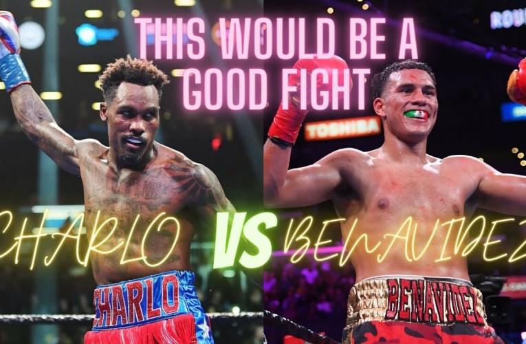 "Jermall Charlo vs David Benavidez ""Benavidez no es nada para Jermall"""