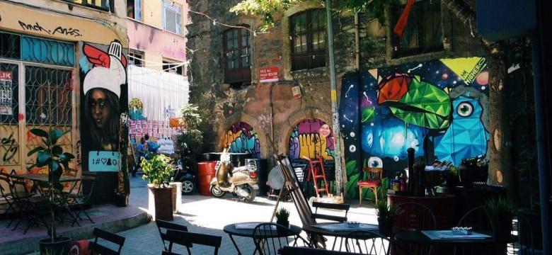 En Güzel Tasarımlı İnstagramlık İstanbul Kafeleri
