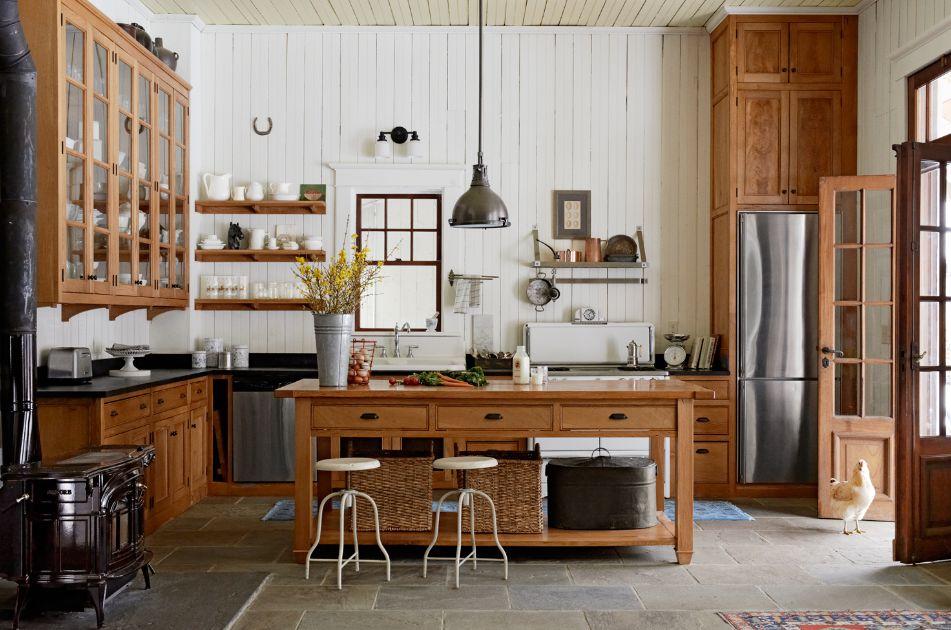 Country Mutfak Modelleri Ve Dekorasyon İpuçları