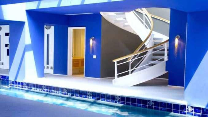 Akonun evi ultra lüks bir villa