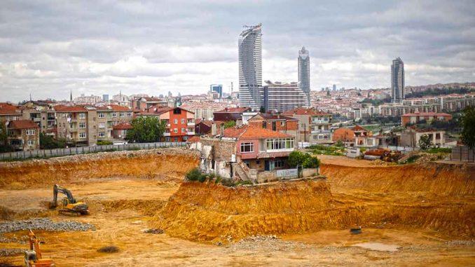Kentsel dönüşümde bina tamamlama sigortası zorunlu oluyor!