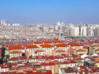 2017'de İstanbul'da en fazla konut satılan ilçeler
