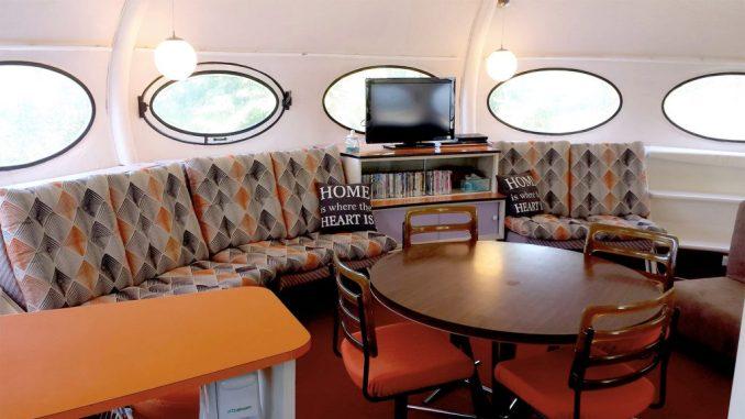 Gelecekten haber var: Uzay gemisi şeklinde evler