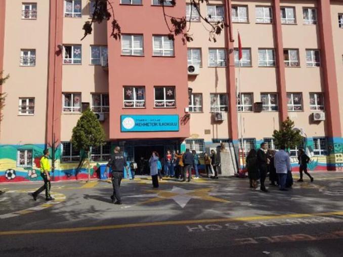 Mehmetçik İlkokulu