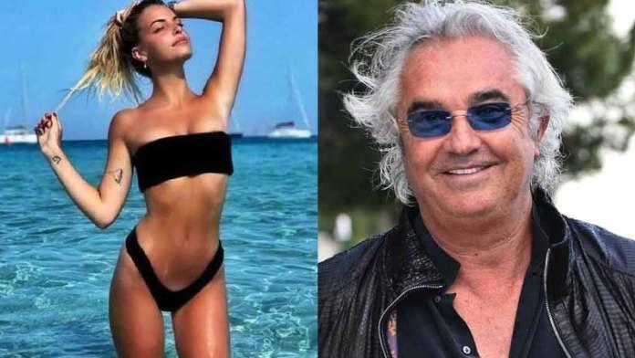 49 yaş küçük sevgilisiyle tatilde! F1 Renault eski sahibi yeni sevgilisiyle görüntülendi!