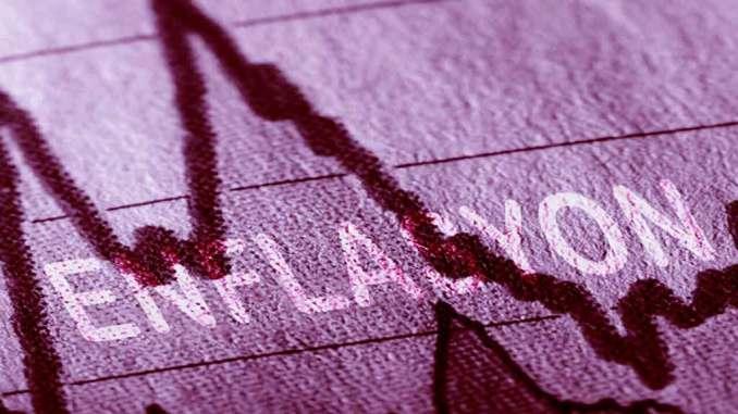 Enflasyon oranları (Ay ay ve yıllara göre) 2005-2020