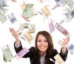 depositphotos_1336279-stock-photo-business-women-with-flying-money Bayan İş İlanları Balıkesir
