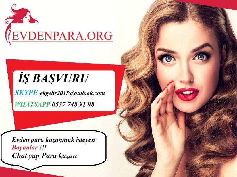 Ankara hafta sonu ek iş fırsatları