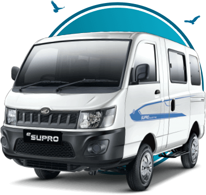 Mahindra EV eSupro