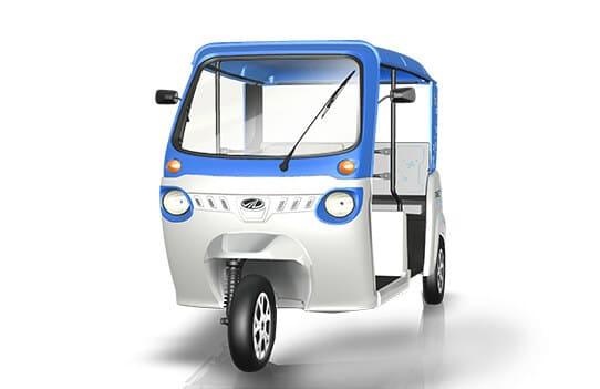 Mahindra Electric Vehicles Treo