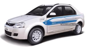 Mahindra electric vehicles E-Verito