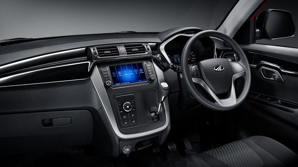 Mahindra eKUV100 Interior Design