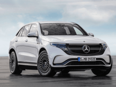 Mercedes Benz EQC is the first electric car, the company is planning to launch in India in 2020!