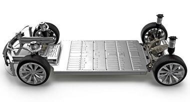 TESLA Car Battery