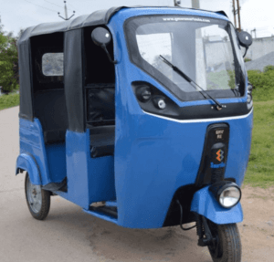 eShaft electric 3 wheeler by Gayam Motor Works