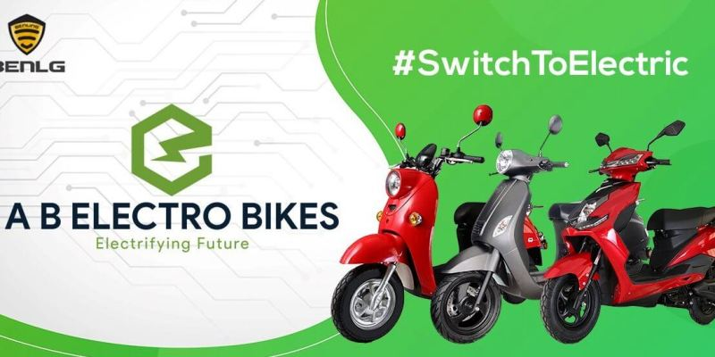 A B Electro bikes - Leading Electric Scooter Seller in Pune | EV Duniya