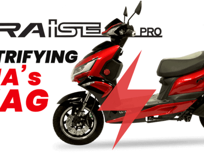 Okinawa's Praise Pro | Made in India Scooter | Features, Specifications & Price