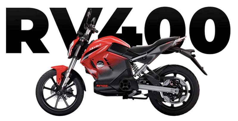 Revolt Electric Bike - RV 400