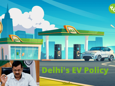 New Delhi EV Policy 2020
