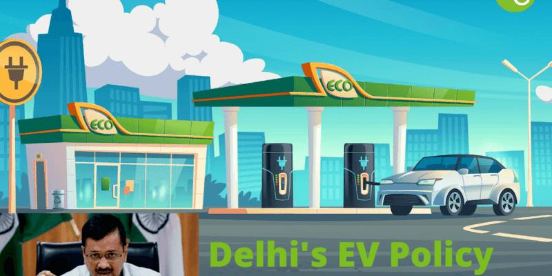 New Delhi EV Policy 2020