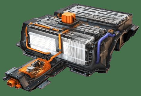 Nickel-Metal Hydride Battery Used in Electric Car