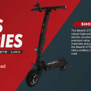 Mearth - Best Electric Scooter for Commuting