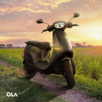 Ola Electric Scooter Booking started