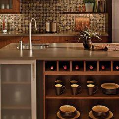 Island Kitchen Ideas Stainless Steel Cabinets Mutfak Eşyaları Için 9 Akıllı Ve Modern Depolama Fikri ...