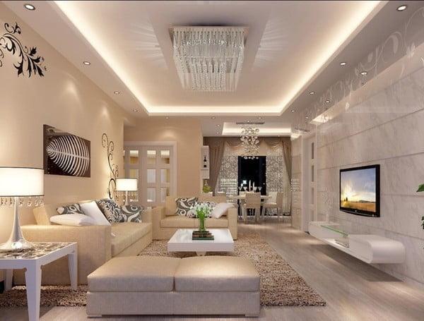Wohnzimmer Bilder Usa