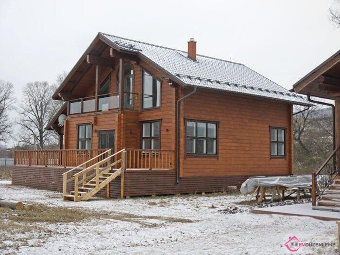 2 katlı köy evi modelleri. Yeni Nesil AhÅŸap Ev Modelleri Ve Kullanım Alanları
