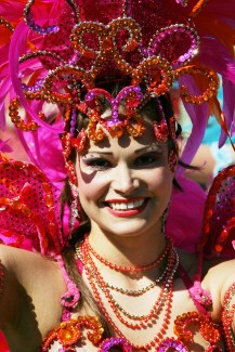 Sequin Samba Smile - by Henri Block