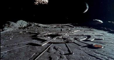 Les secrets de la face cachée de la Lune