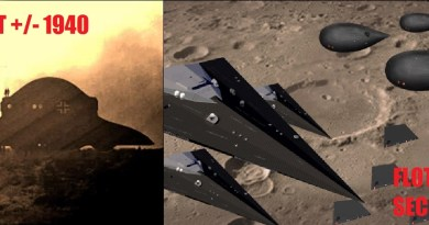 Un bref résumé de l'histoire des programmes spatiaux secrets humains