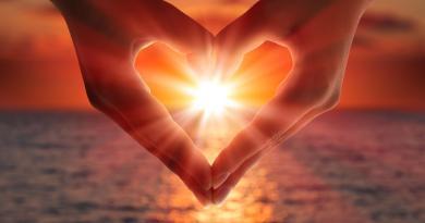Mon cœur peut tout — Om̐ Shanti Gaïa
