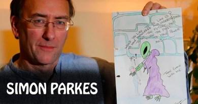Présence Extraterrestre sur Terre par le contacté Simon Parkes