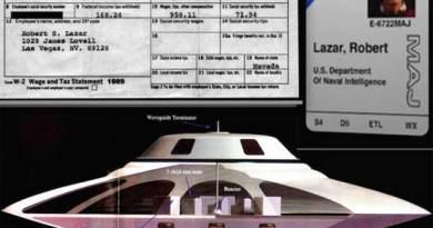 Révélations de Bob Lazar sur la Zone 51 et les OVNIS !