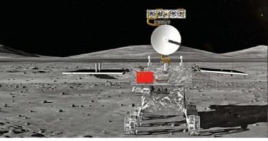 La Chine n'a trouvé aucune trace d'atterrissage américain sur la lune: les étrangetés des mission lunaires
