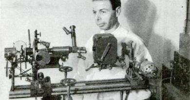 Le cancer guéri par un homme brillant en 1934, puis il est assassiné et ses travaux disparaissent