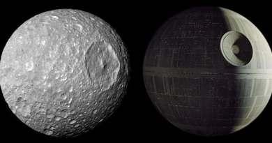 Mimas, comme Matrice ou la Lune de Saturne !