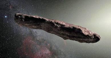 L'astéroïde Oumuamua, un ancien vaisseau extraterrestre inspecté par les hommes ? Mainstream VS Divulgateurs