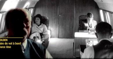 Bill Holden, l'auxiliaire de vol d'Air Force One, de JF. Kennedy, révèle ce que le président savait sur les ovnis et les extraterrestres