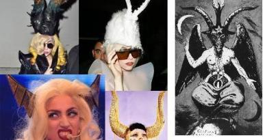 """Lady Gaga : """"Je regrette d'avoir vendu mon âme aux forces obscures Illuminati""""."""