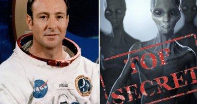 Révélations de l'astronaute Edgar Mitchell