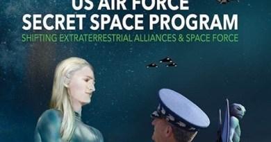 Nouveau livre de Michael Salla : Programme spatial secret de l'US Air Force : Alliances Extraterrestres changeantes & Force Spatiale